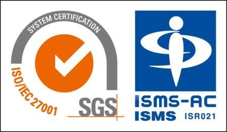 ISMS27001ロゴ